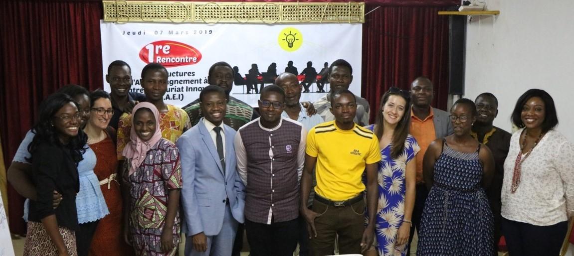 SAEI Burkina: BeoogoLAB accueille la toute première rencontre